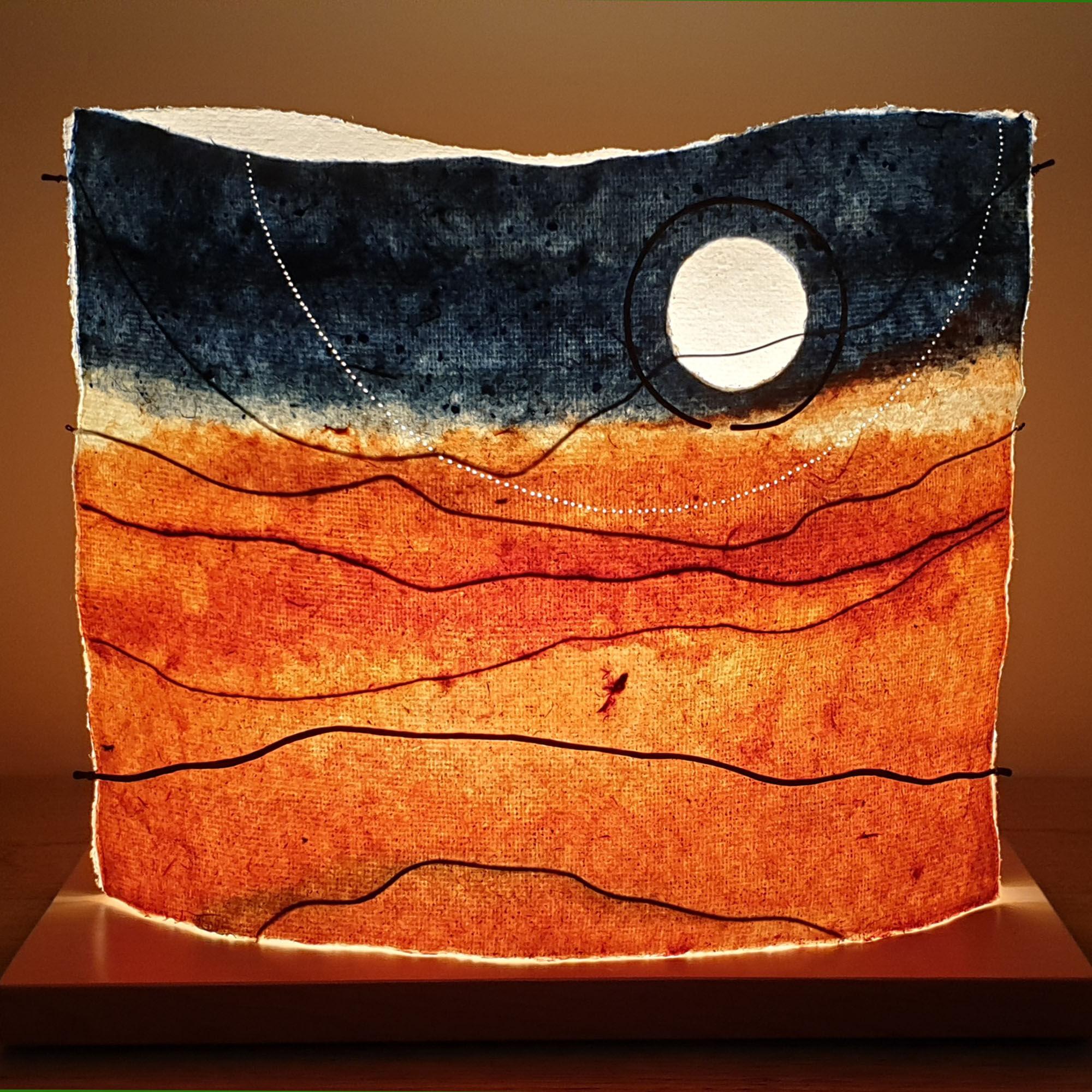 Landscape Lamp 12
