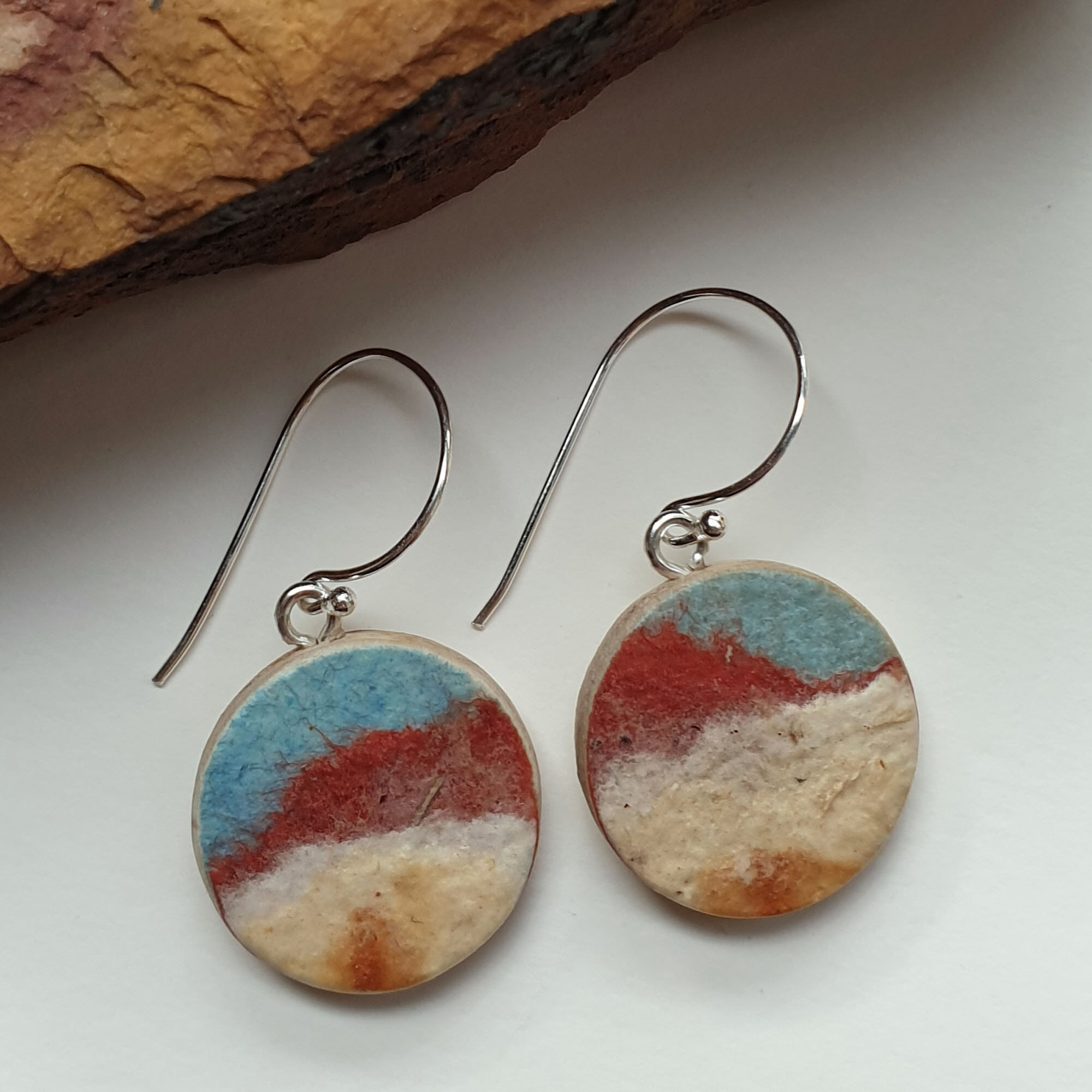 paperscape earring 06