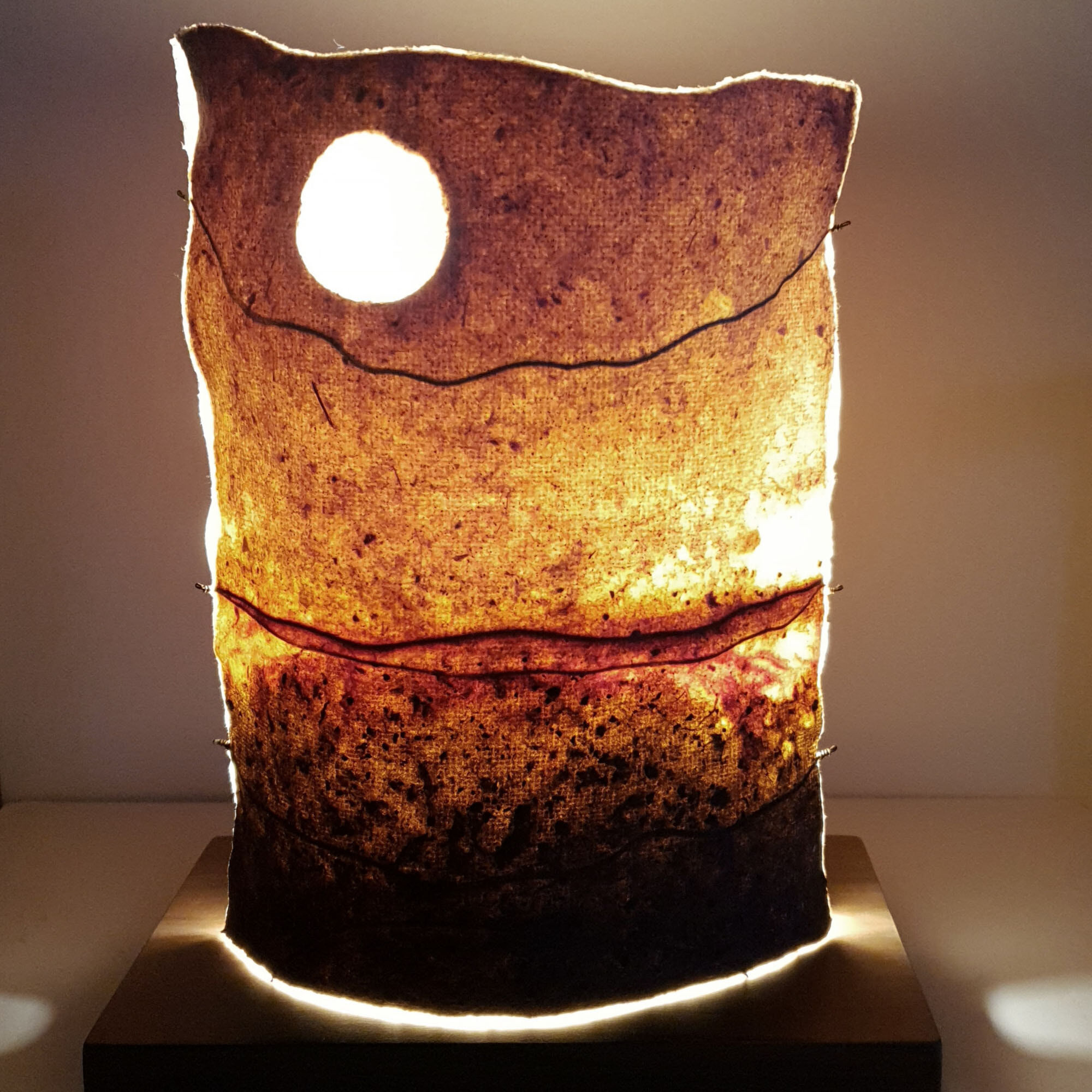 Landscape Lamp 03