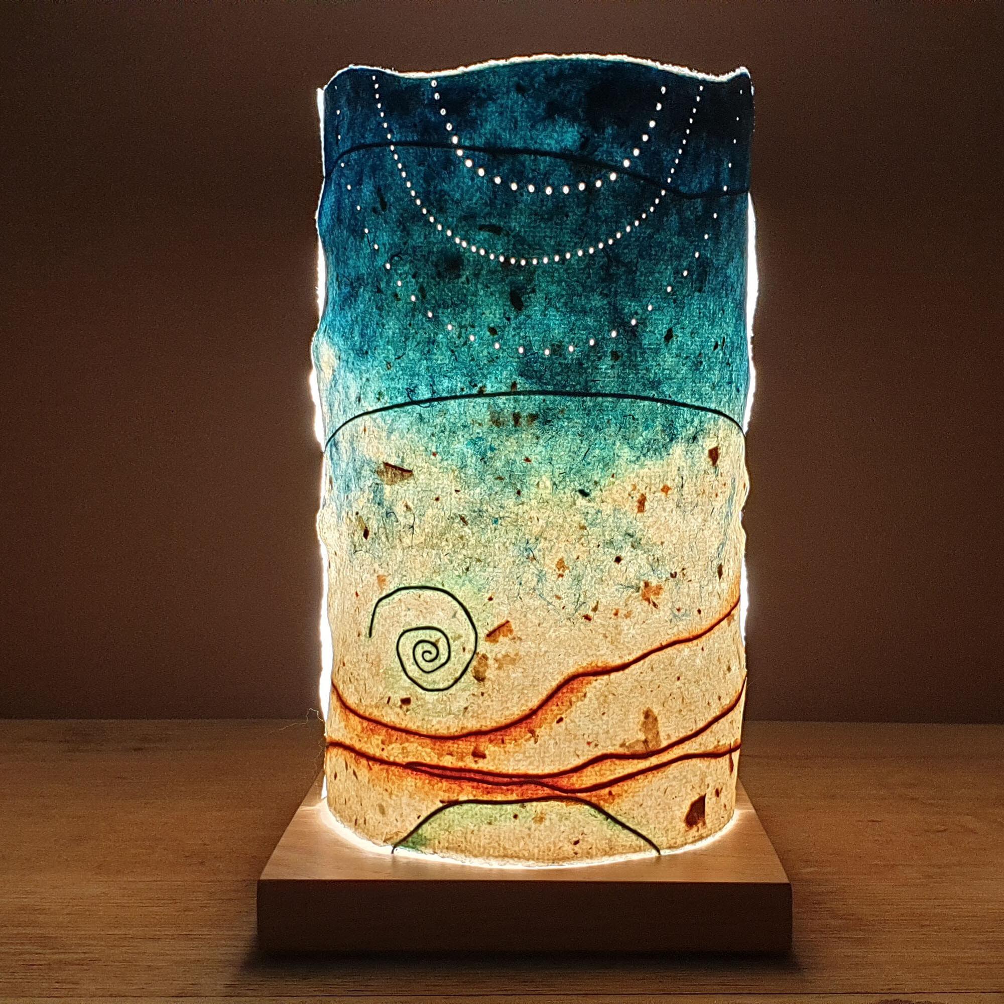 Landscape Lamp 07