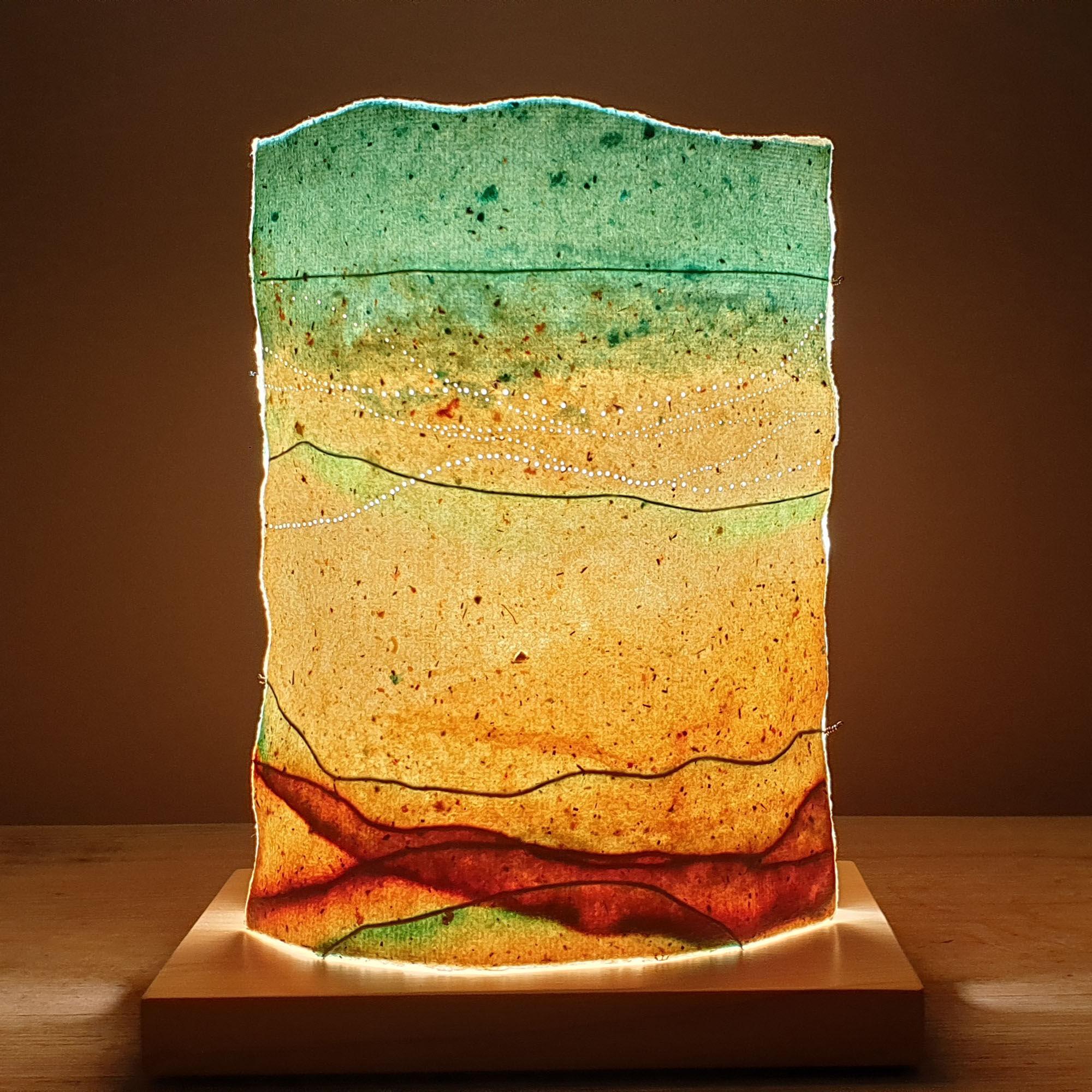 Landscape Lamp 06