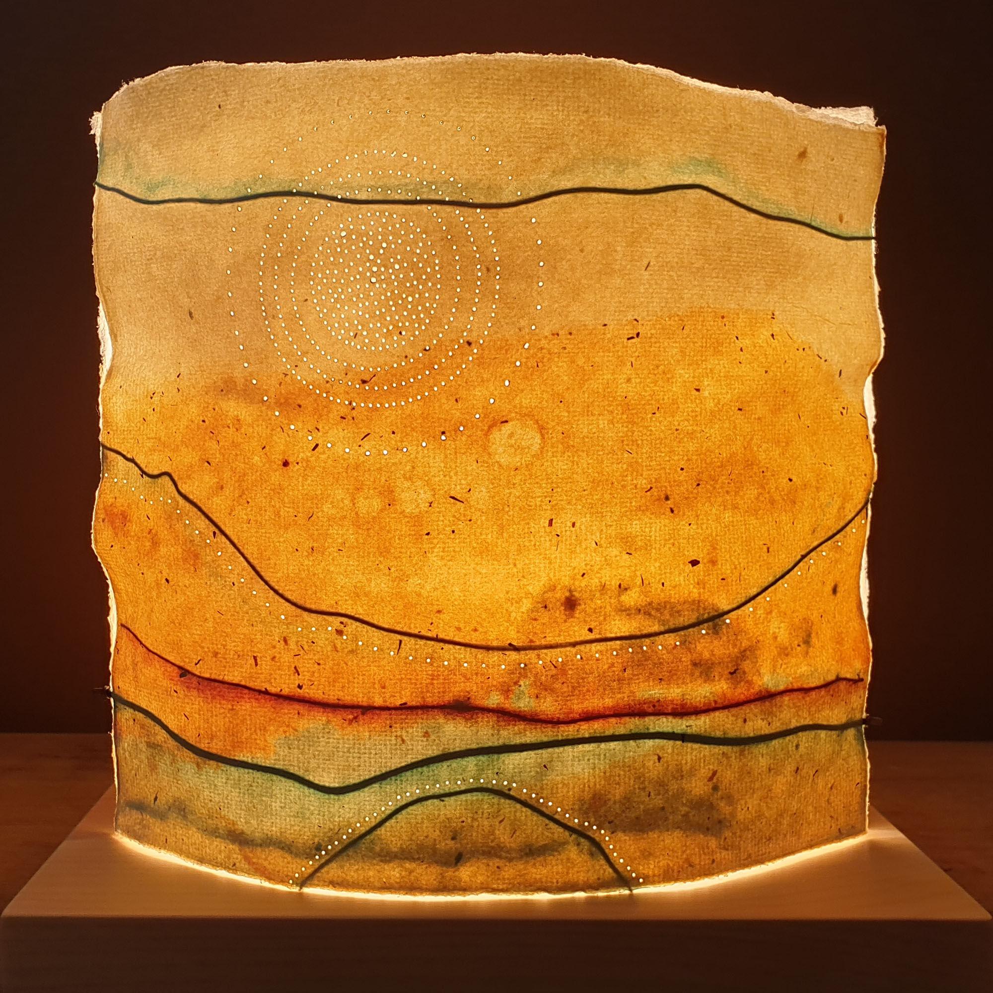 Landscape Lamp 10