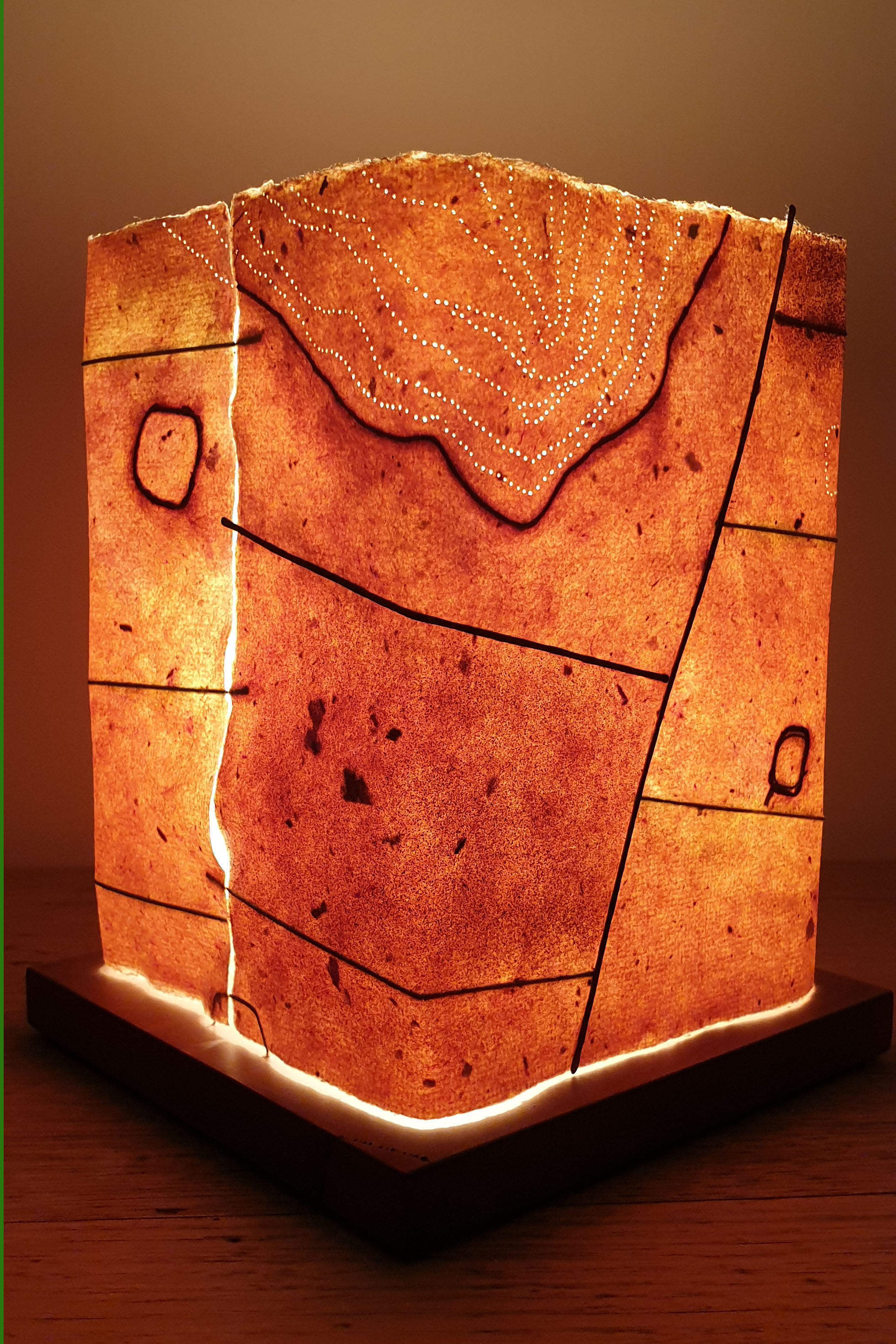 Landscape Lamp 16B