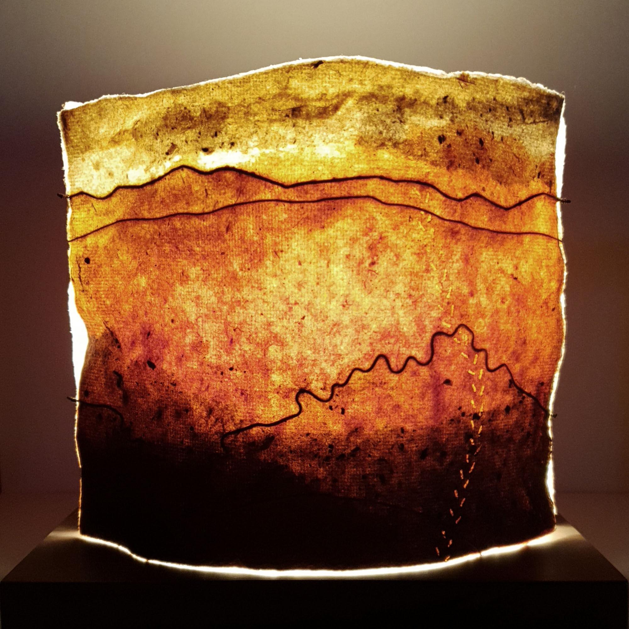 Landscape Lamp 05