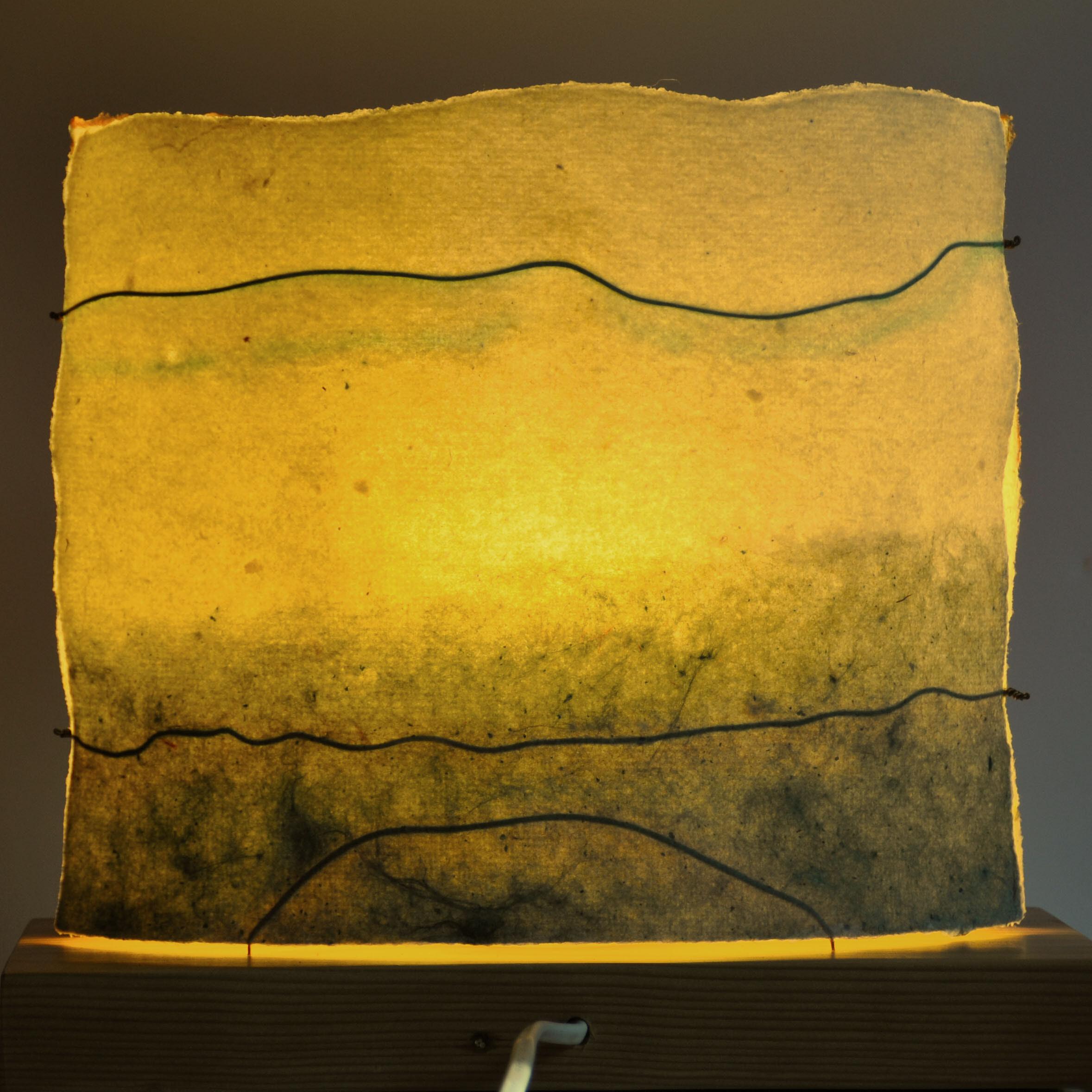 Landscape Lamp 13C