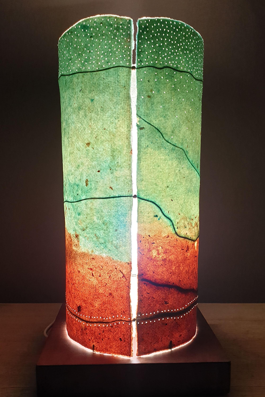 Landscape Lamp 17B