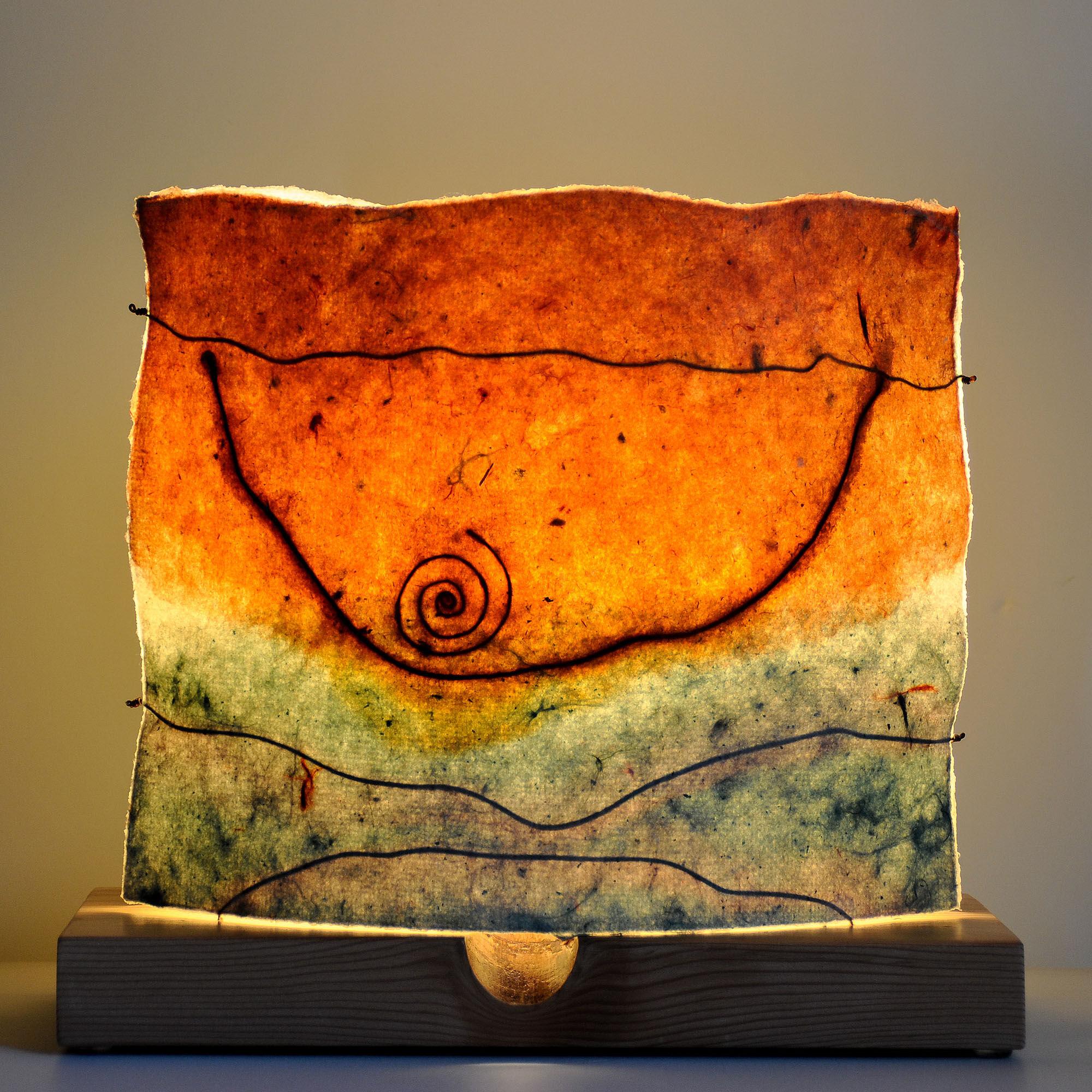 Landscape Lamp 13
