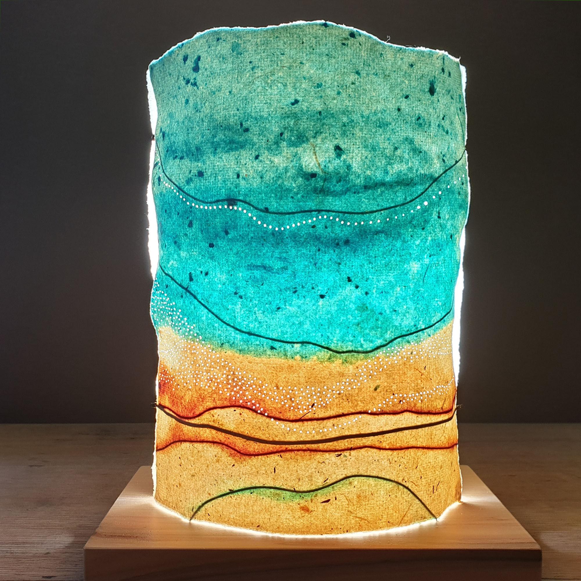 Landscape Lamp 09
